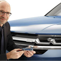 Klaus Bischoff, Head of Volkswagen Design